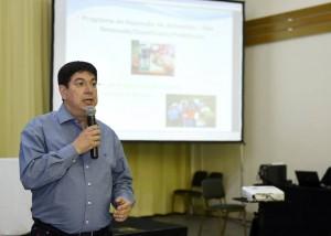 Caio Rocha destacou procedimentos para que as prefeituras possam participar dos processos de compra  de produtos da agricultura familiar, cooperativas e associações.