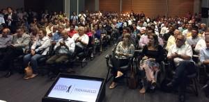 Evento reuniu mais de 200 lideranças política em Recife, Pernambuco.