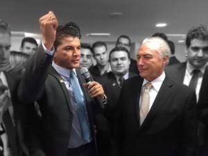 Assis Filho foi anunciado na última quinta-feira, 12, como novo Secretário Nacional de Juventude.