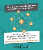 #AgendaColaborativa #VemPraFormação