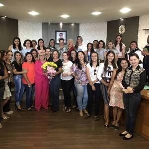 Empoderamento feminino em pauta em Paraíso do Tocantins.